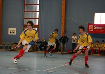 Hockey en salle